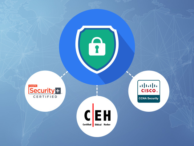 98% off IT Security & Ethical Hacking Certification Training